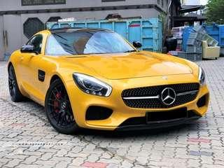 MERCEDES BENZ AMG GT S (R19/R20 LED SR)