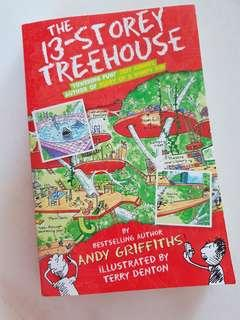 The 13th Storey Treehouse