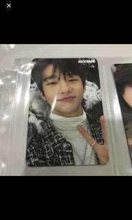 stray kids mixtape - hyunjin selfie ver pc