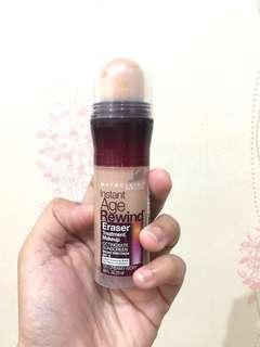 Maybelline Instant Age Rewind Eraser Treatment Makeup Foundation