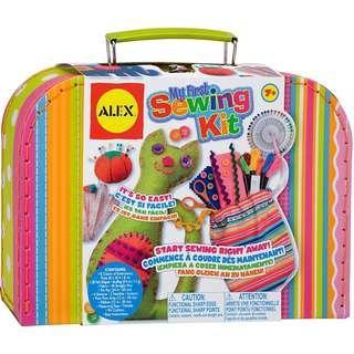 BNIB: ALEX Toys Craft My First Sewing Kit