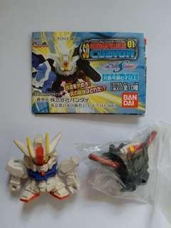 高達扭蛋 SD Gundam fullcolor custom 01 - 006