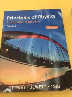 🚚 普通物理課本 principles of physics volume2