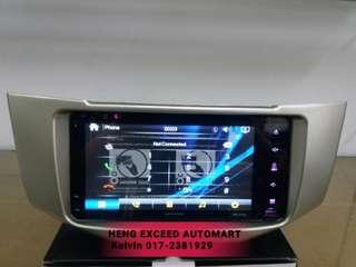 Toyota Harrier ACR 30 OEM Bluetooth MP4 DVD Player