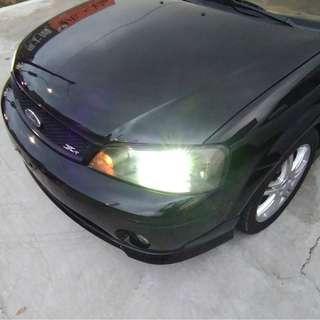 2004年 福特 Tierra RS 2.0(原廠手排)