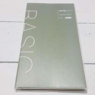 Basics Small Notebook