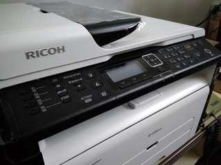 Ricoh 4-in-1 Laser Printer SP 220SFNw - new, with official warranty