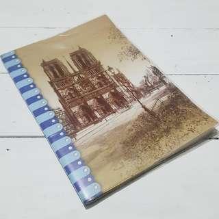 Vintage Notebook A5