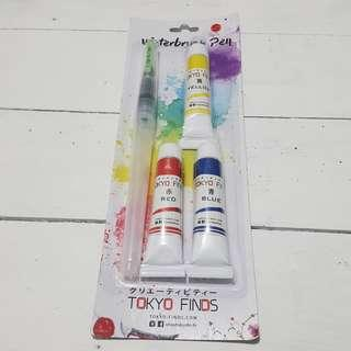 Tokyo Finds Watercolor Primary Set