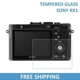 Sony RX1 Tempered Glass Screen Protector