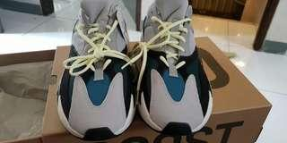 """Adidas Yeezy Boost 700 """"Wave Runner"""" Authentic Size:45 1/3 / US 11 / UK 10.5 Cond:BNIB (Brand New In Box) Price : Rp. 7.100.000 (Nego)"""