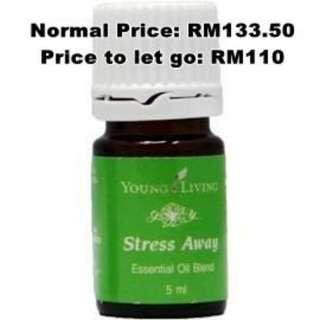 EO YOUNG LIVING STRESS AWAY