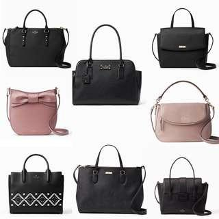 Time Sales!Authentic Kate Spade Sling Bags