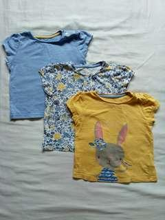 Mothercare T shirt 9-12 month