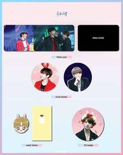 Kookie Pack by @Gae_sutack