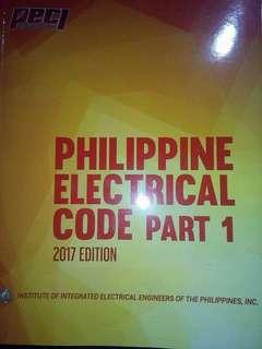 Philippine electrical code 2009 & 2017