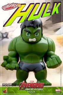 Cosbaby Marvel Avengers Hulk