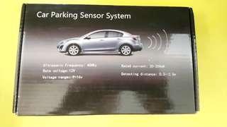 後波感應(4粒 sensor)