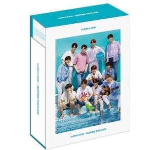 (SHARE) Wanna One Summer Package