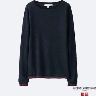 Uniqlo IDLF linen sweater
