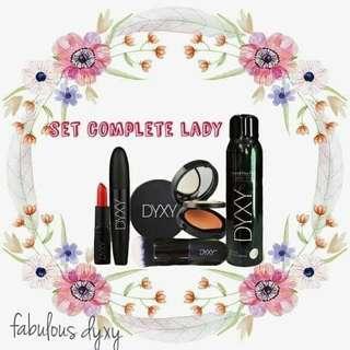 DYXY COSMETICS Set Complete Lady
