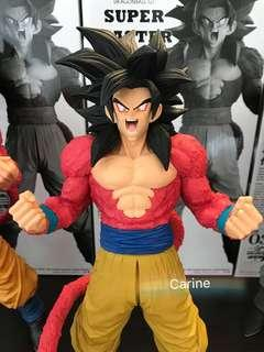 SMSP Super Master Stars Piece SS4 Goku - 02 The Anime