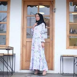 MURAH ONLY 100RB! Gamis/ Maxi Dress!