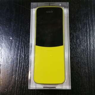 Nokia 8110 Yellow 4G