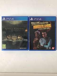 Preowned PlayStation 4 (PS4) Games