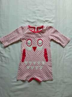 Long sleeves baby romper 12-18month