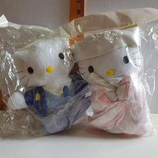 """SUSHI KING Soft Toys Couple MISP about 9"""""""