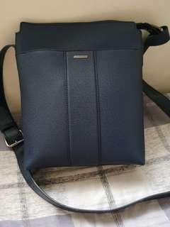 Brand new Authentic Pedro Navy Blue Sling Bag
