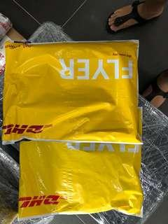 Gucci Bag Send by DHL today
