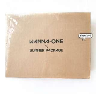 [INSTOCK] Wanna One X Summer Package