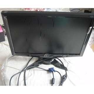Acer 宏基 電腦螢幕 19.5