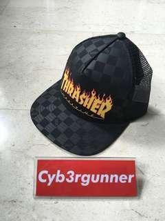 b228b147801 Vans X Thrasher cap