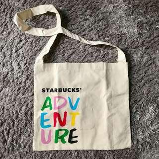 Starbucks Tote canvas bag Thailand Limited Edition