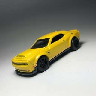 Hot Wheels Dodge Demon (Custom)