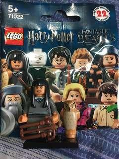 Lego Harry Potter Cho Cheng