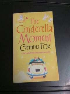 The Cinderella Moment by Gemma Fox