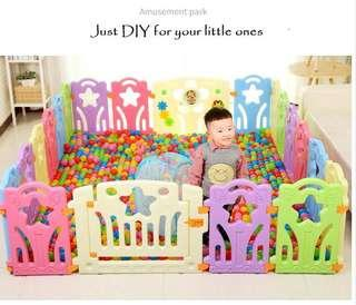 Free delivery ready delivery baby playpen play yard