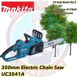 Makita UC3541A 350mm Electric Chain Saw