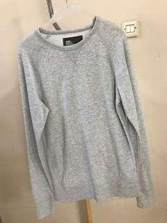 sweater H&M grey