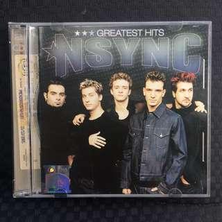 Nsync - the best of cd