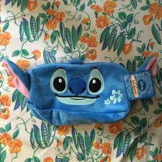 史迪仔筆袋/化妝袋/收納包 Stitch pencil case/ makeup bag/ cosmetic case