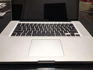 Macbook Pro 15 Late 2011