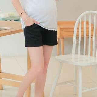 Maternity Shorts pants low waist
