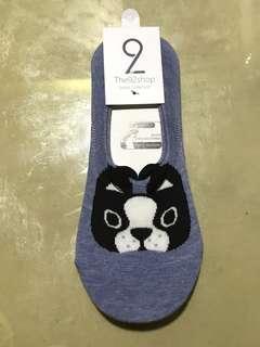 Korean Socks Bull Dog