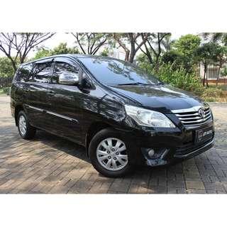 Toyota Innova G A/T 2013 Hitam