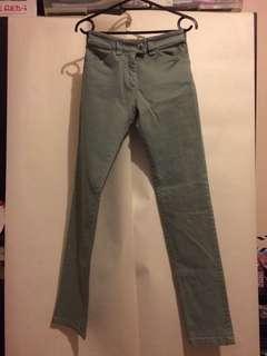 Balenciaga pants jean lee Nudie